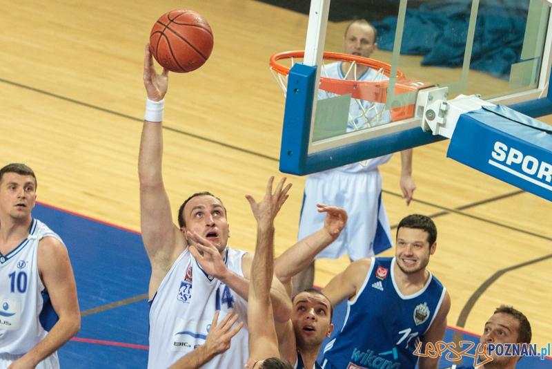 Nerwowy mecz koszykarzy AZS-u