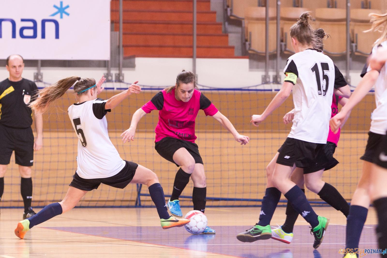 Futsaliski wygrały do zera!
