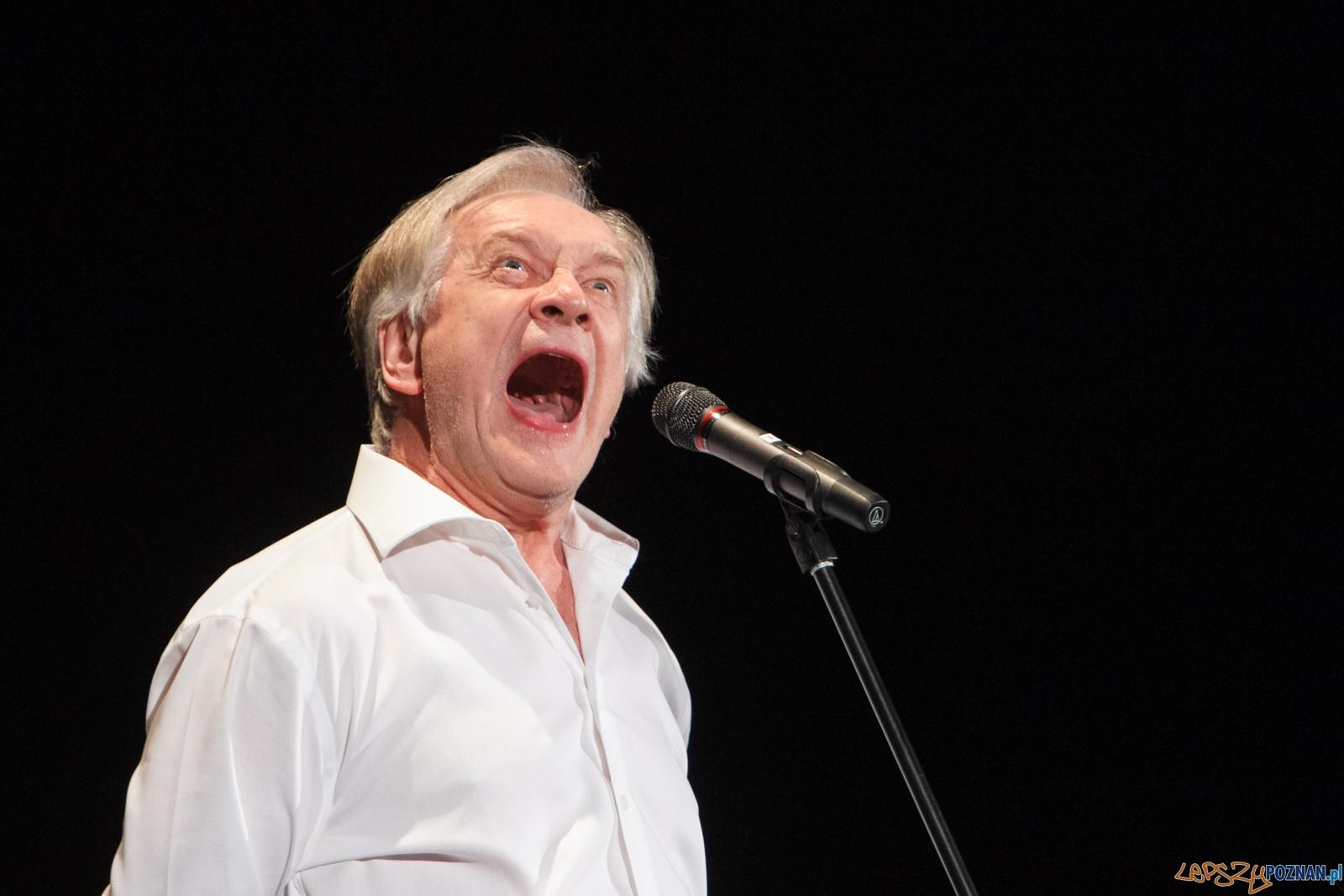 Piosenki Jacka Cygana w operze