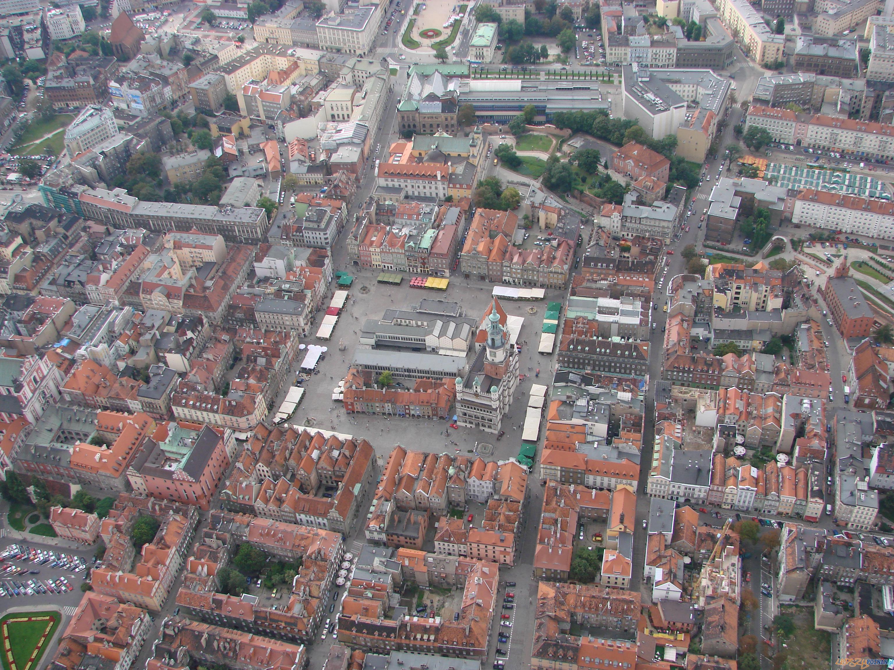 Stary Rynek  Foto: lepszyPOZNAN.pl / ag