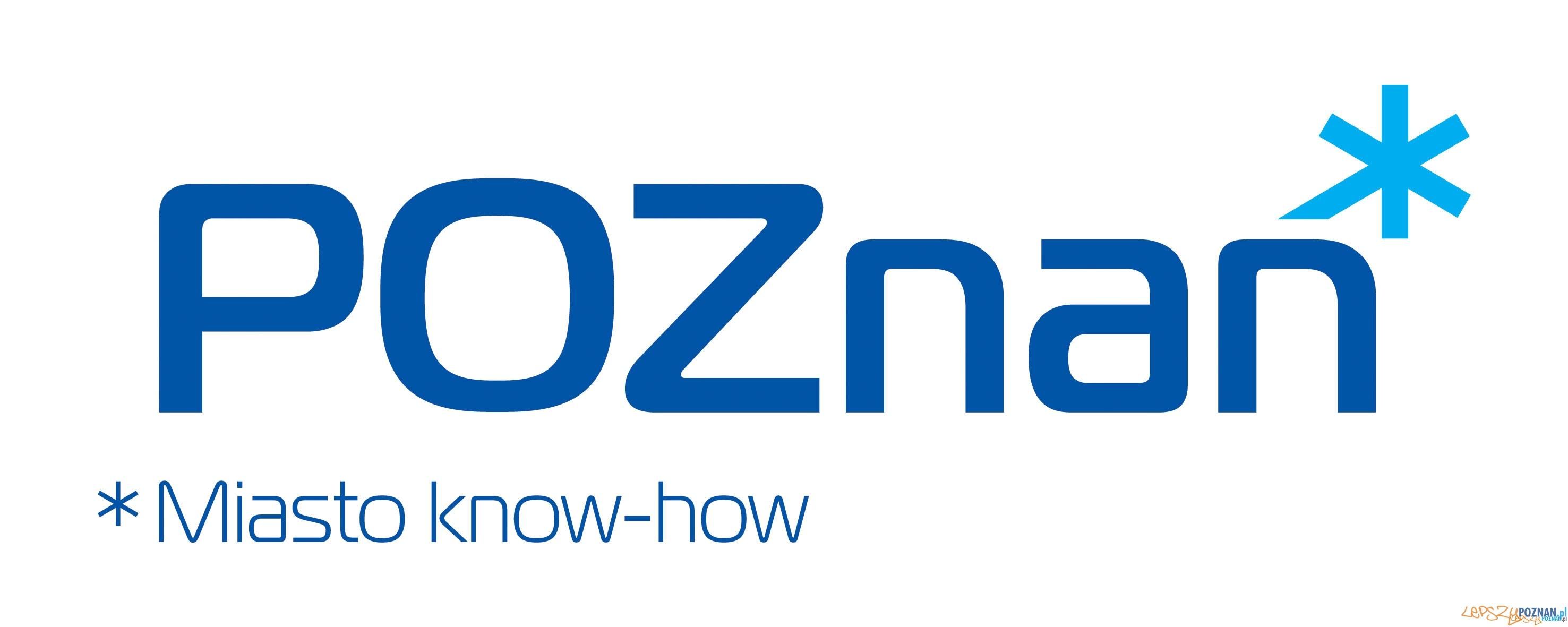 POZNAŃ - miasto know how logo  Foto: Poznań