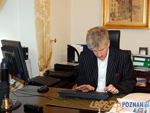 Ryszard Grobelny - foto UMP  Foto: