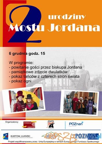 Most Jordana  Foto: