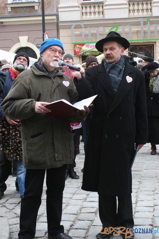 XVII Kaziuk w Poznaniu – opowieść o chorągwiach wielkopolskich biorących udział w bitwie pod Grunwaldem  Foto: