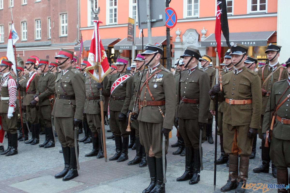 Dni Ułana - Capstrzyk i Apel poległych - 24.04.2010 r.  Foto: Piotr Rychter