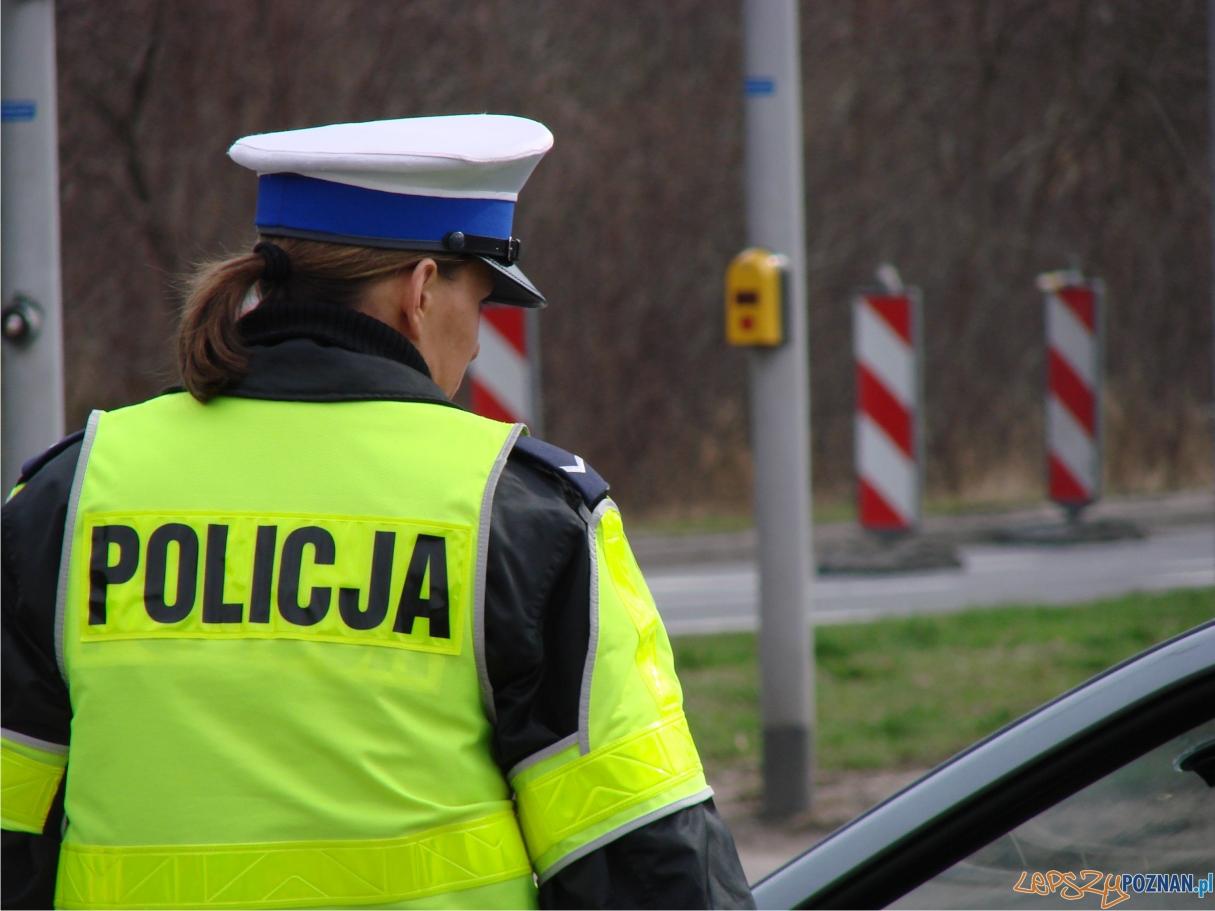 policjantka  Foto: lepszyPOZNAN.pl.pl / ag