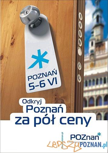 poznań za pół ceny  Foto:
