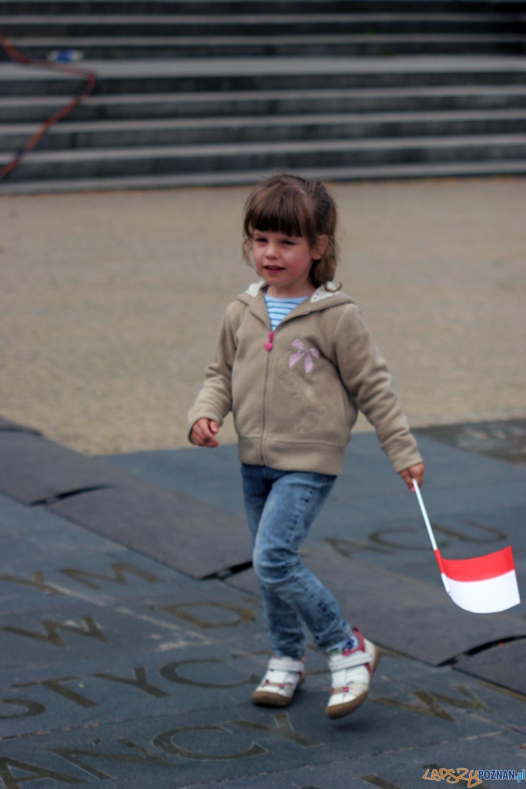 100-lecie Roty na Placu Wolności - 2010.06.19 r.  Foto: Paweł Rychter