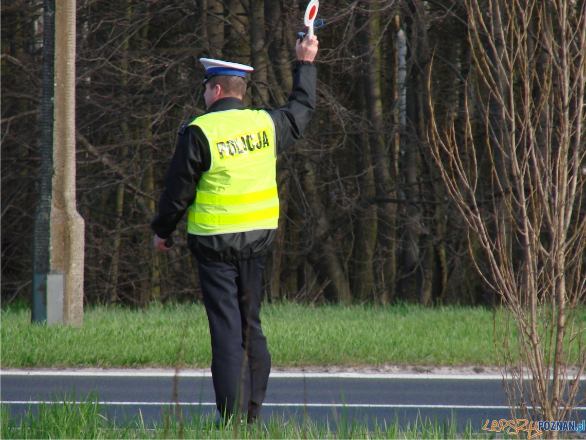 policjant  Foto: lepszyPOZNAN.pl / ag