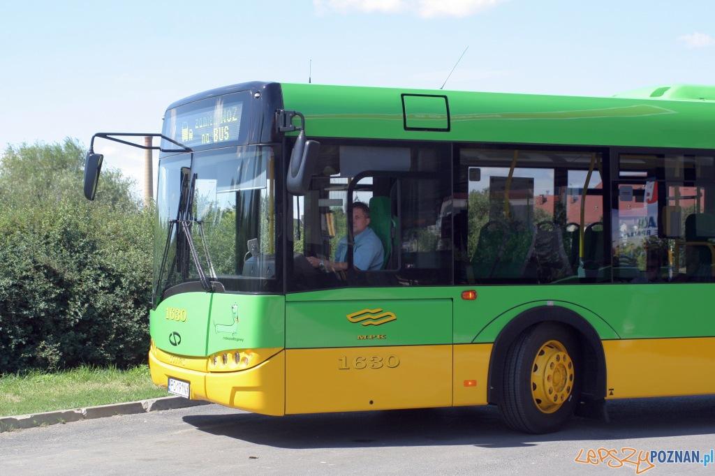 Solaris Urbino 12 - prezentacja 29.07.2010 r.  Foto: Paweł Rychter