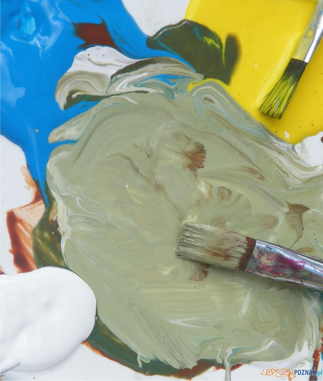 malowanie art  Foto: sxc