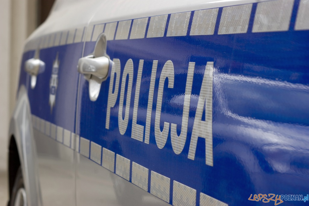 radiowóz  Foto: lepszyPOZNAN.pl / Paweł Rychter