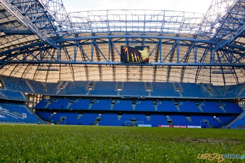 Drzwi otwarte na stadionie miejskim - 1.09.2010 r  Foto: Piotr Rychter