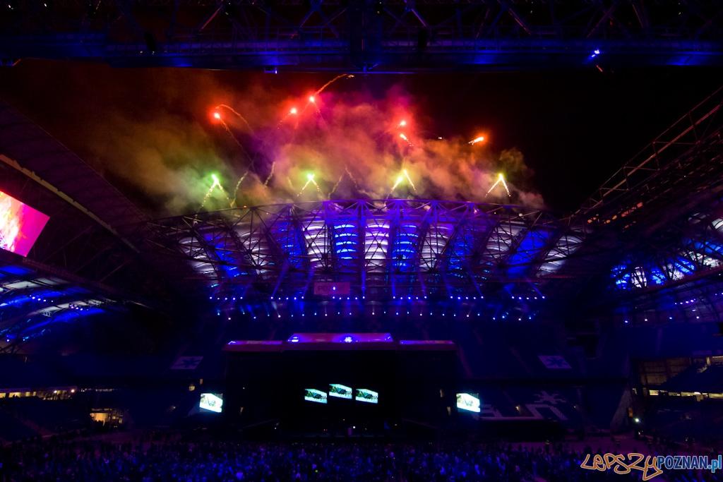 Otwarcie stadionu miejskiego - 20.09.2010 r.  Foto: Piotr Rychter