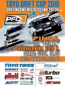 TOYO Drift Cup 2010  Foto: www.pfd.org.pl