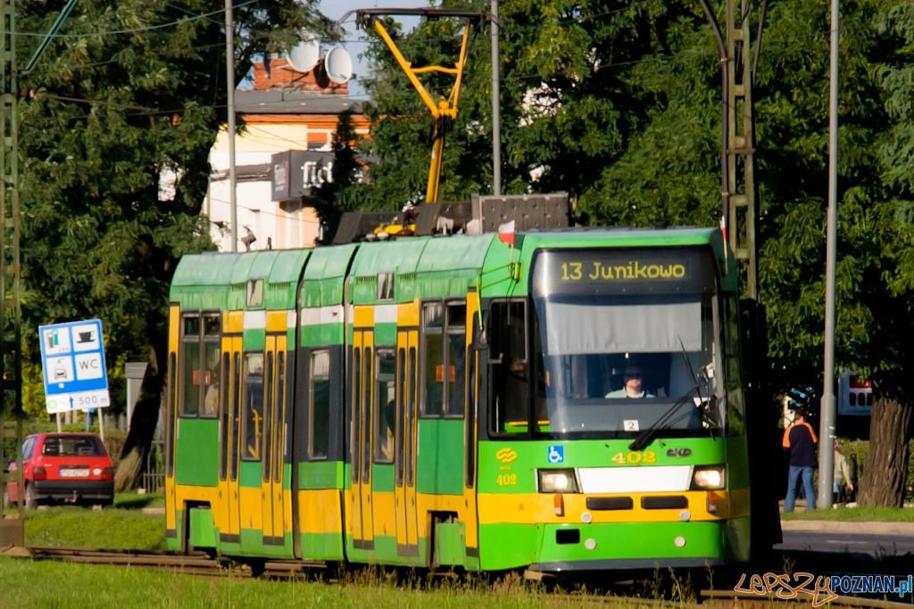 Tramwaj  Foto: lepszyPOZNAN.pl / Piotr Rychter