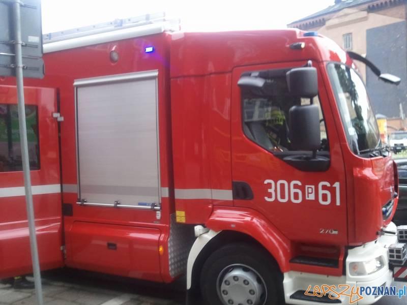 Strażacy fot. archiwum  Foto: lepszyPOZNAN.pl / gsm