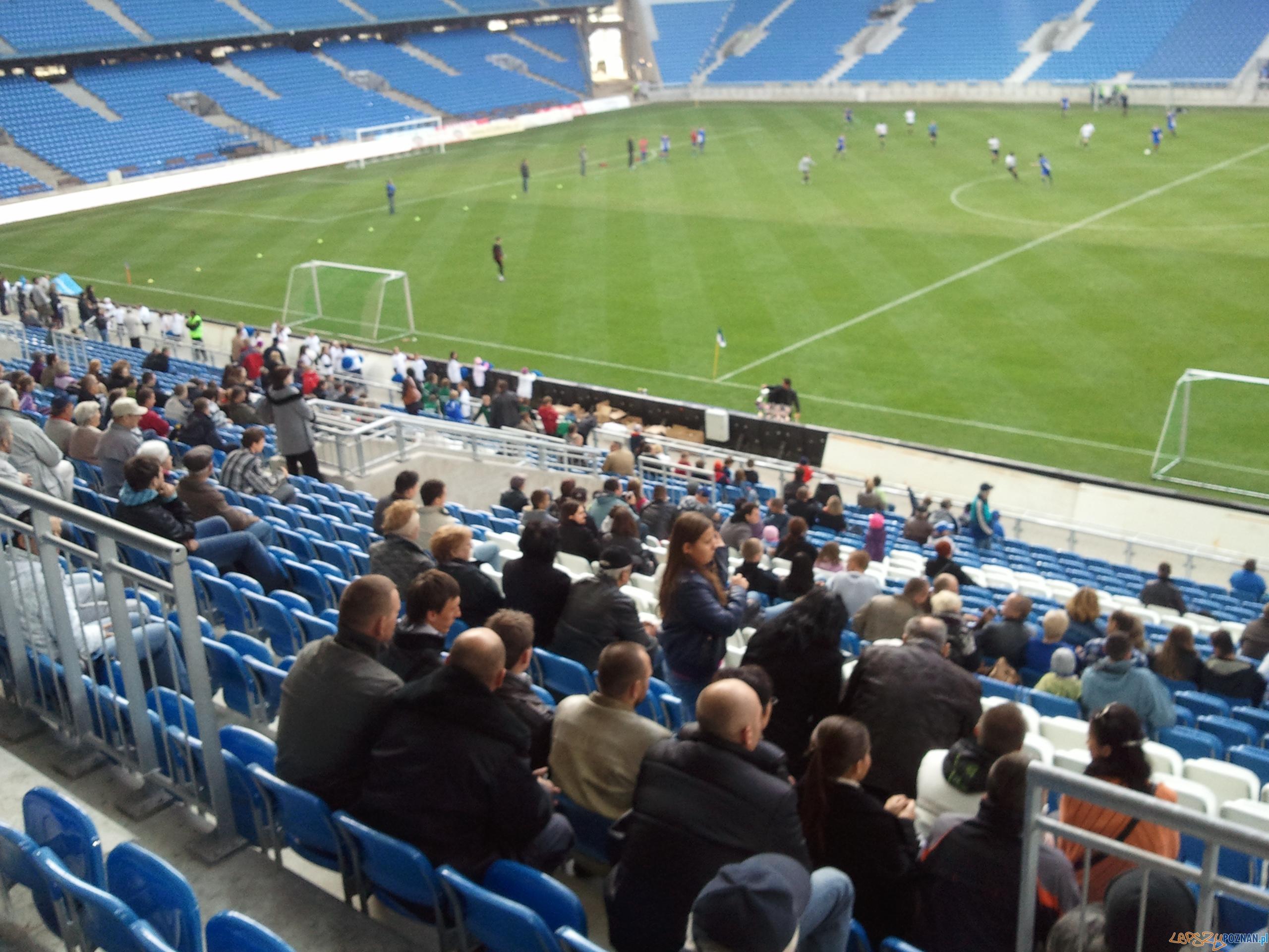 Poznański Otwarcie Stadionu  Foto: lepszyPOZNAN.pl andrzej/gsm