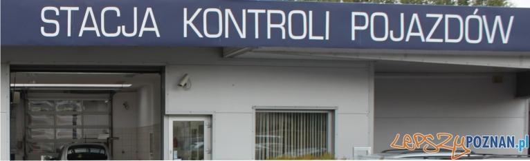 stacja kontroli pojazdów panorama  Foto: lepszyPOZNAN / MN