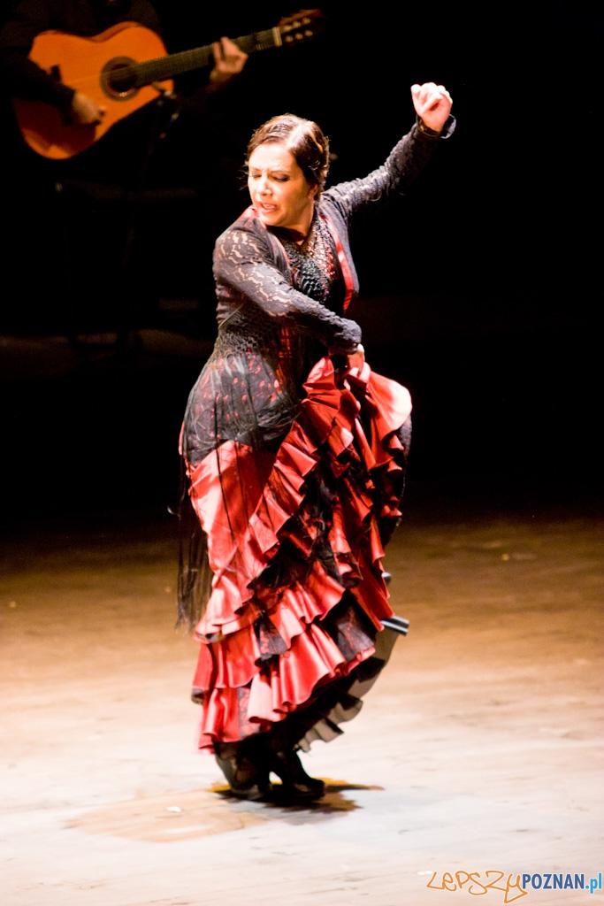 DUENDE – Miêdzynarodowy Festiwal Flamenco – EVA YERBABUENA  Foto: Piotr Rychter