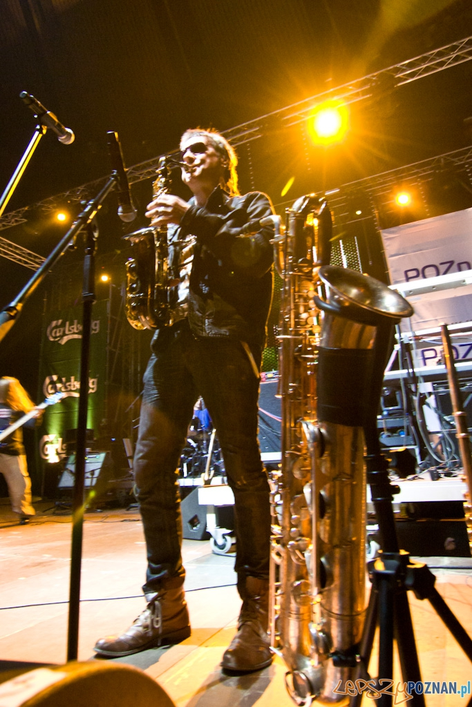 Indios Bravos Music Meeting - Tomek Lipiński&TILT  Foto: Piotr Rychter