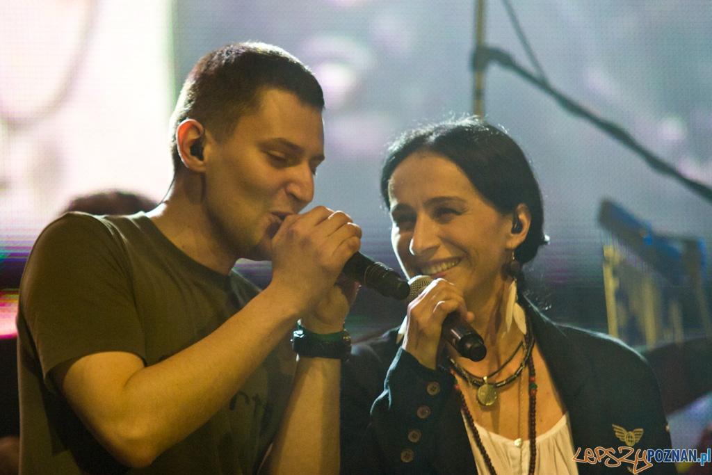 Indios Bravos Music Meeting - Indios Bravos gościnnie Renata Przemyk  Foto: Piotr Rychter