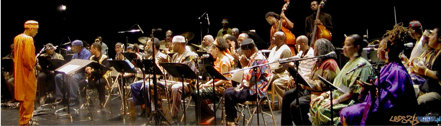 panorama AACM Great Black Music Ensemble  Foto: made in chicago