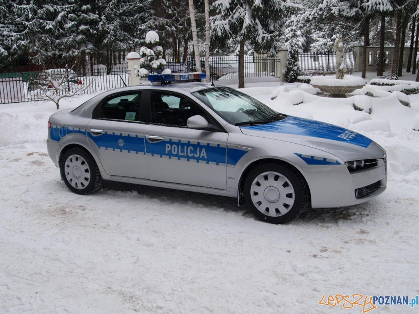 Nowe radiowozy wielkopolskiej policji  Foto: KWP w Poznaniu