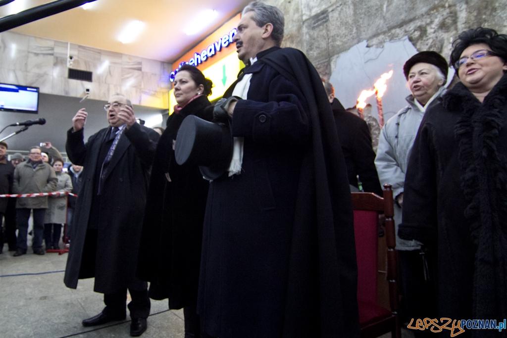 Ignacy Jan Paderewski przyjeżdża do Poznania  Foto: Piotr Rychter