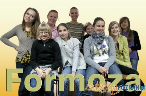 Zespół Formoza z Ośrodka Kultury w Luboniu  Foto: