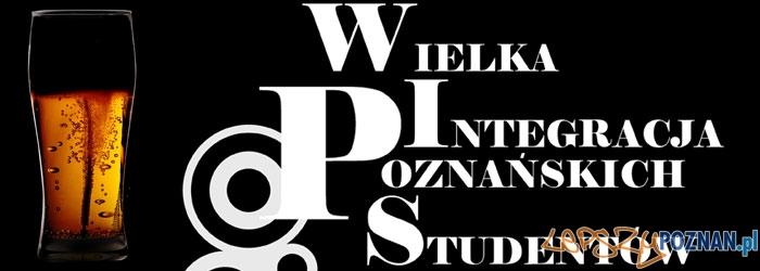 Wielka Integracja Poznańskich Studentów  Foto: