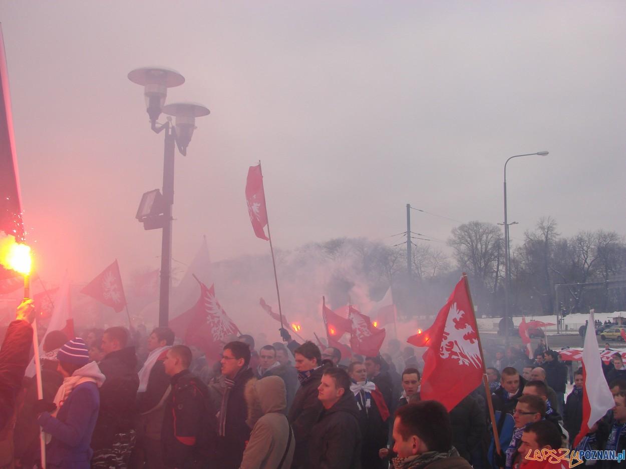 Marsz Zwycięstwa  Foto: lepszyPOZNAN.pl / ag