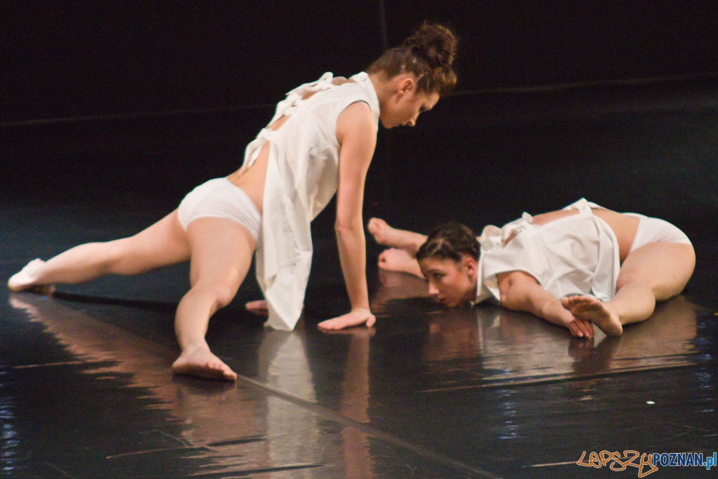"""IV Festiwal Atelier Polskiego Teatru Tańca - """"Nienasycenie"""" chor. Paweł Matyasik  Foto: lepszyPOZNAN.pl / Piotr Rychter"""