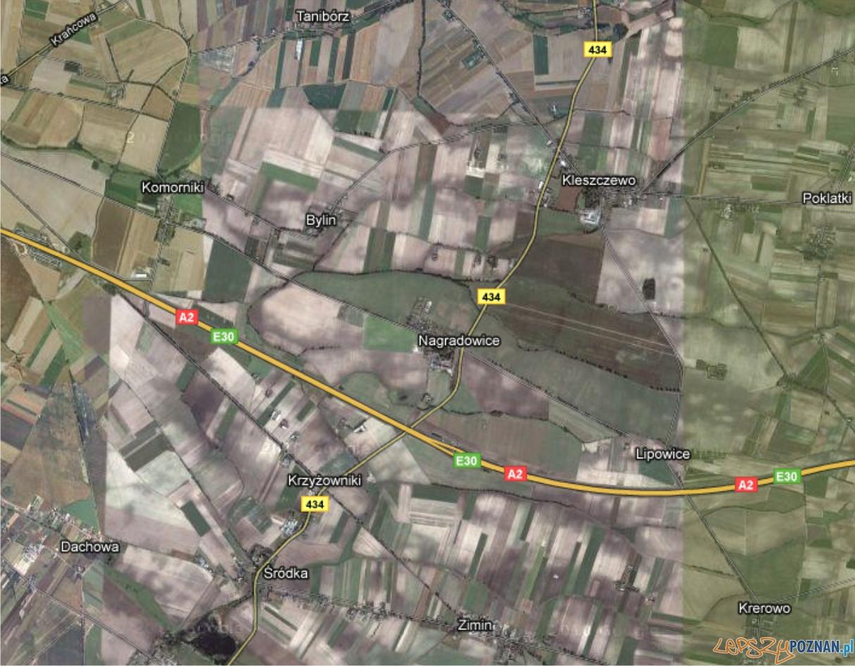 kleszczewo  Foto: google maps
