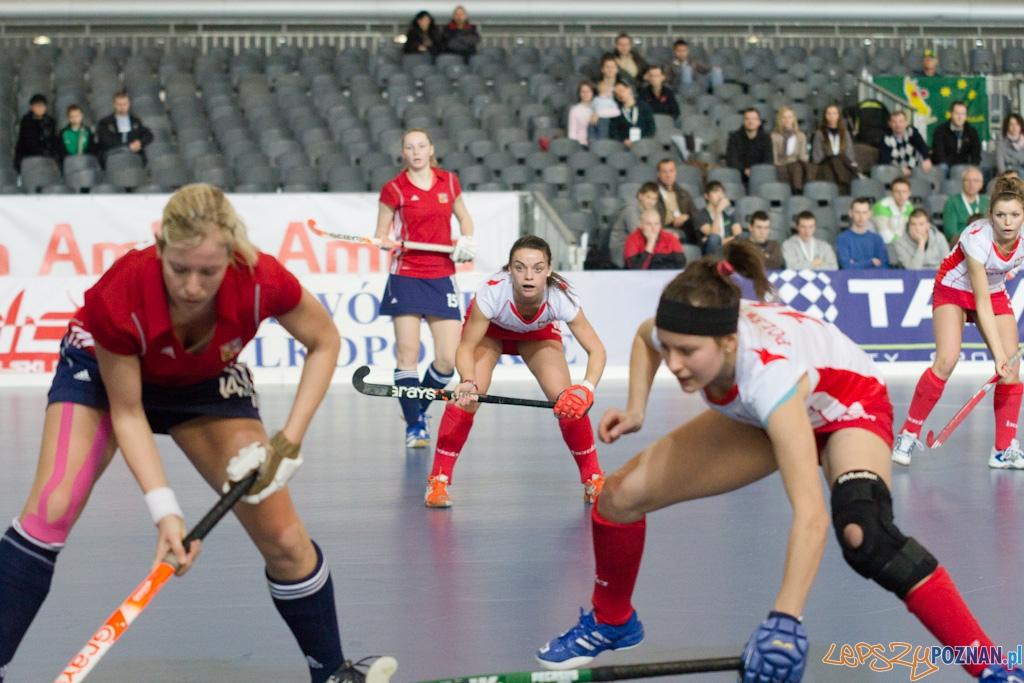 III Halowe Mistrzostwa Świata w Hokeju Na Trawie - Polska - Czechy  Foto: lepszyPOZNAN.pl / Piotr Rychter