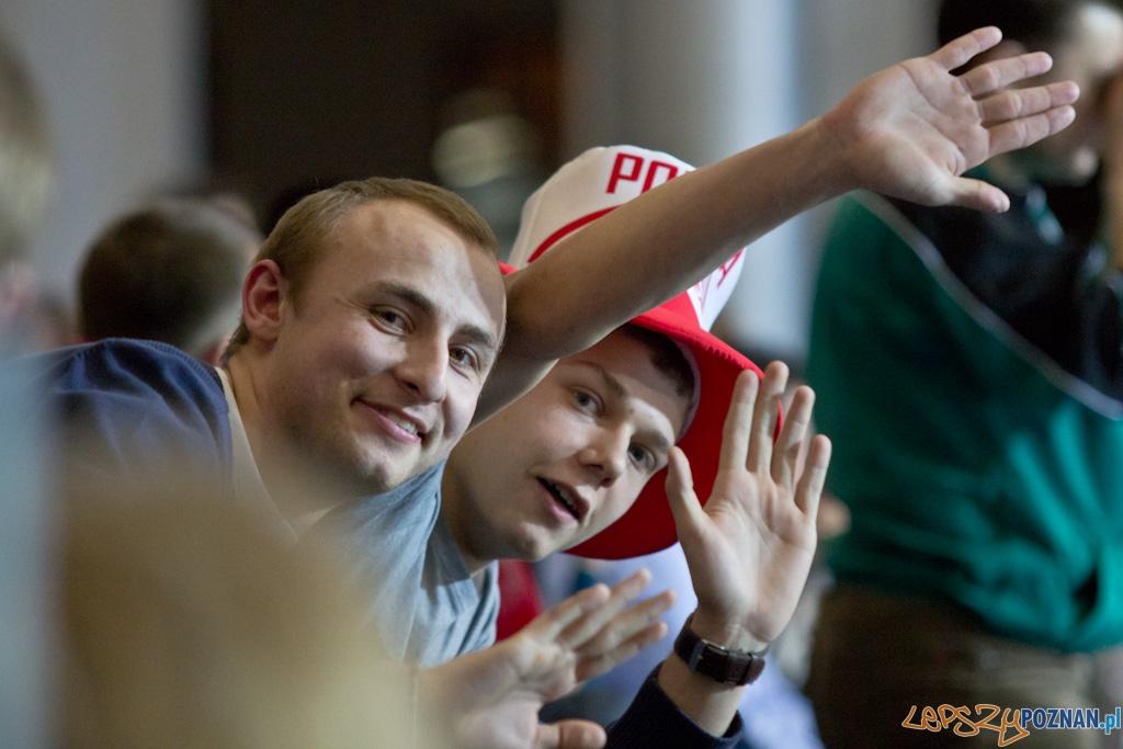 III Halowe Mistrzostwa Świata w Hokeju na Trawie  Foto: lepszyPOZNAN.pl / Piotr Rychter