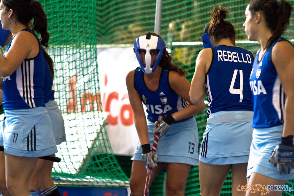 III Halowe Mistrzostwa Świata w Hokeju na Trawie - Austria - Argentyna  Foto: lepszyPOZNAN.pl / Piotr Rychter