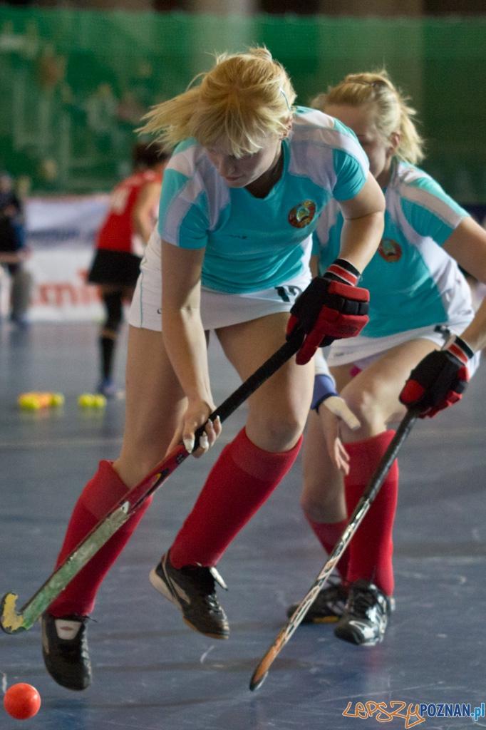 III Halowe Mistrzostwa Świata w Hokeju na Trawie - Polska - Białoruś  Foto: lepszyPOZNAN.pl / Piotr Rychter