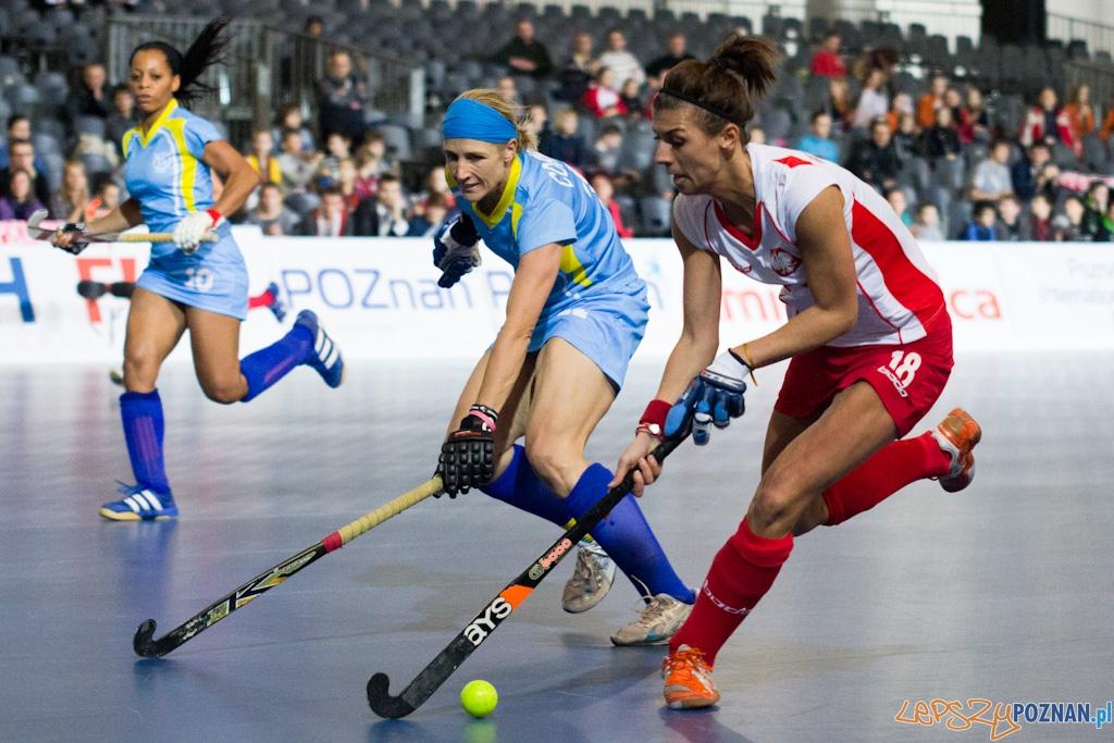 III Halowe Mistrzostwa Świata w Hokeju Na Trawie - Polska - Namibia  Foto: lepszyPOZNAN.pl / Piotr Rychter