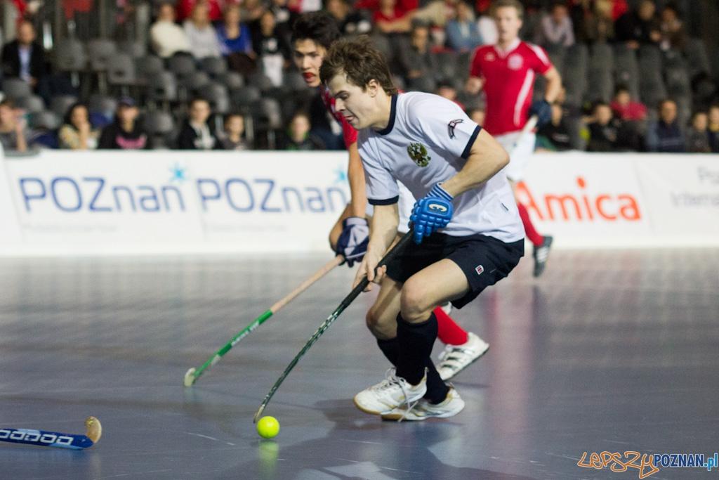 III Halowe Mistrzostwa Świata w Hokeju Na Trawie - Austria - Rosja  Foto: lepszyPOZNAN.pl / Piotr Rychter