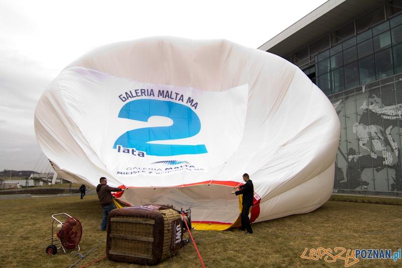 II Urodziny Galerii Malta - 25.03.2011 r.  Foto: LepszyPOZNAN.pl / Paweł Rychter