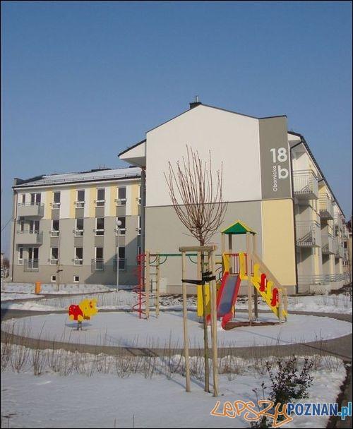 nowe mieszkania w Bolechowie Osiedlu  Foto: Daria Nowak