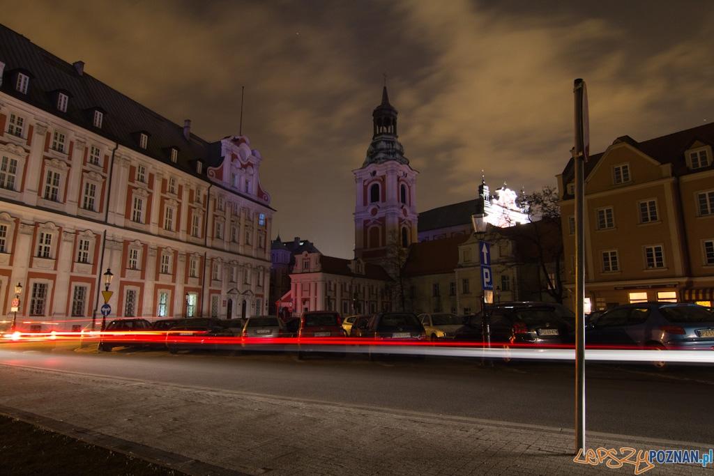Godzina Dla Ziemi - Poznań 2011  Foto: lepszyPOZNAN.pl / Piotr Rychter