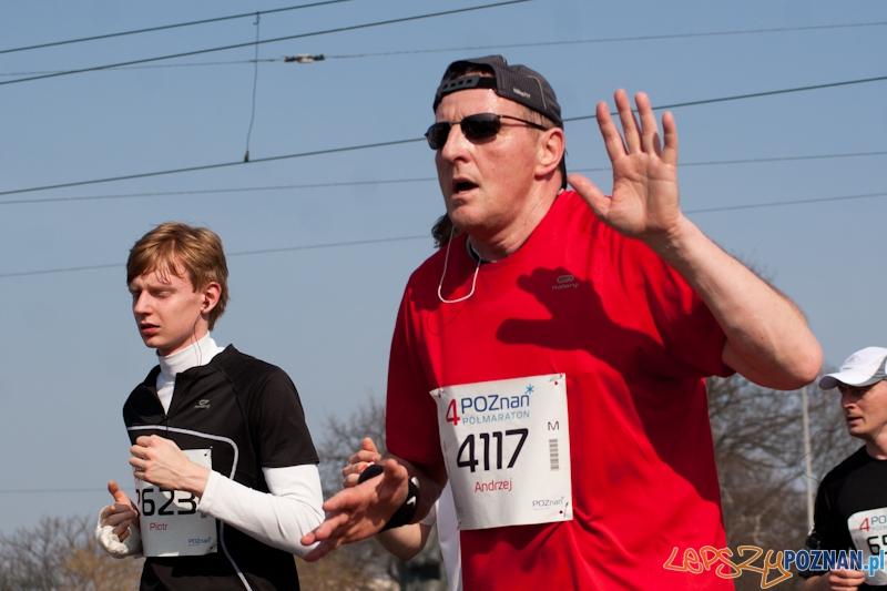 IV półmaraton - 3.04.2011 r.  Foto: LepszyPOZNAN.pl / Paweł Rychter