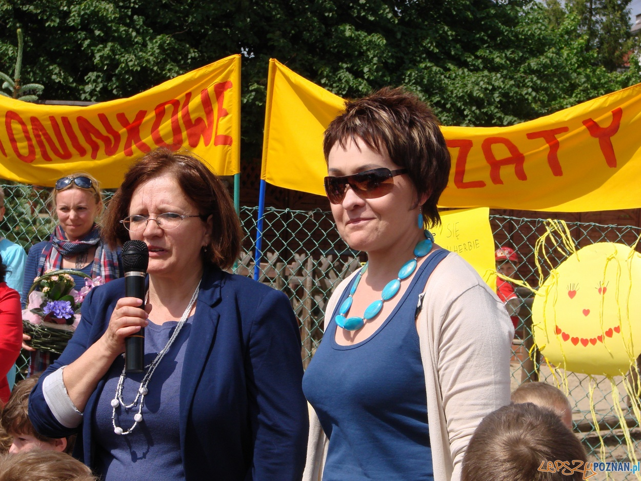 Dotychczasowa (po lewej) i nowa Pani Dyrektor  Foto: lepszyPOZNAN.pl / ag