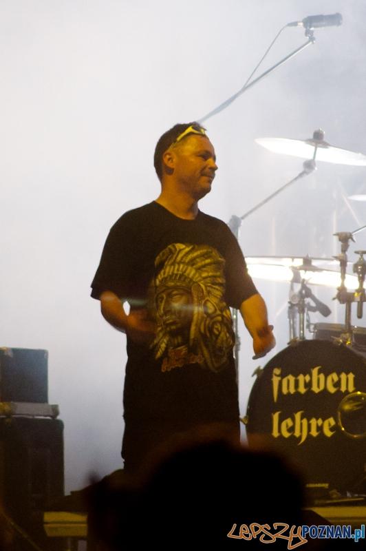 Dzień drugi koncertów Juwenalia 2011 - Farben Lehre - 27.05.2011 r.  Foto: LepszyPOZNAN.pl / Paweł Rychter