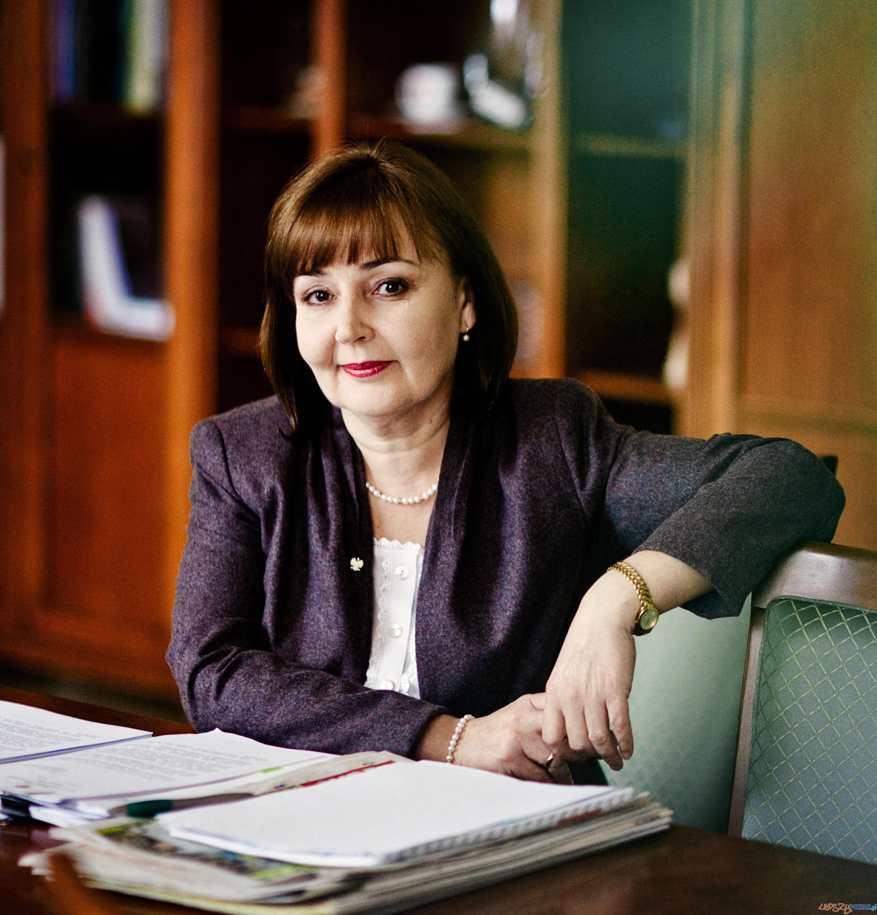 Minister Jolanta Fedak  Foto: Minister Jolanta Fedak