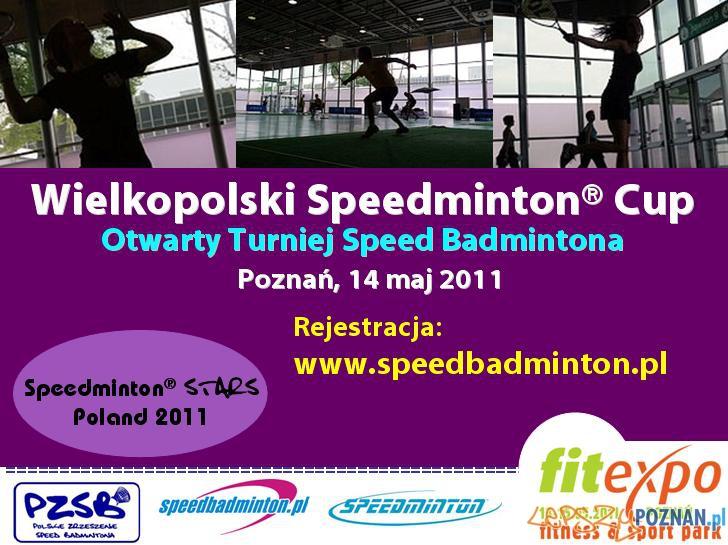 Wielkopolski Speedminton® Cup  Foto: http://www.speedbadminton.pl
