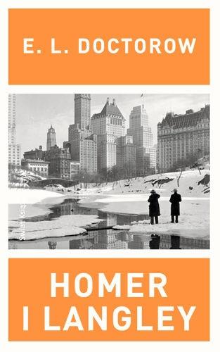 E. L. Doctorow- Homer i Langley  Foto: