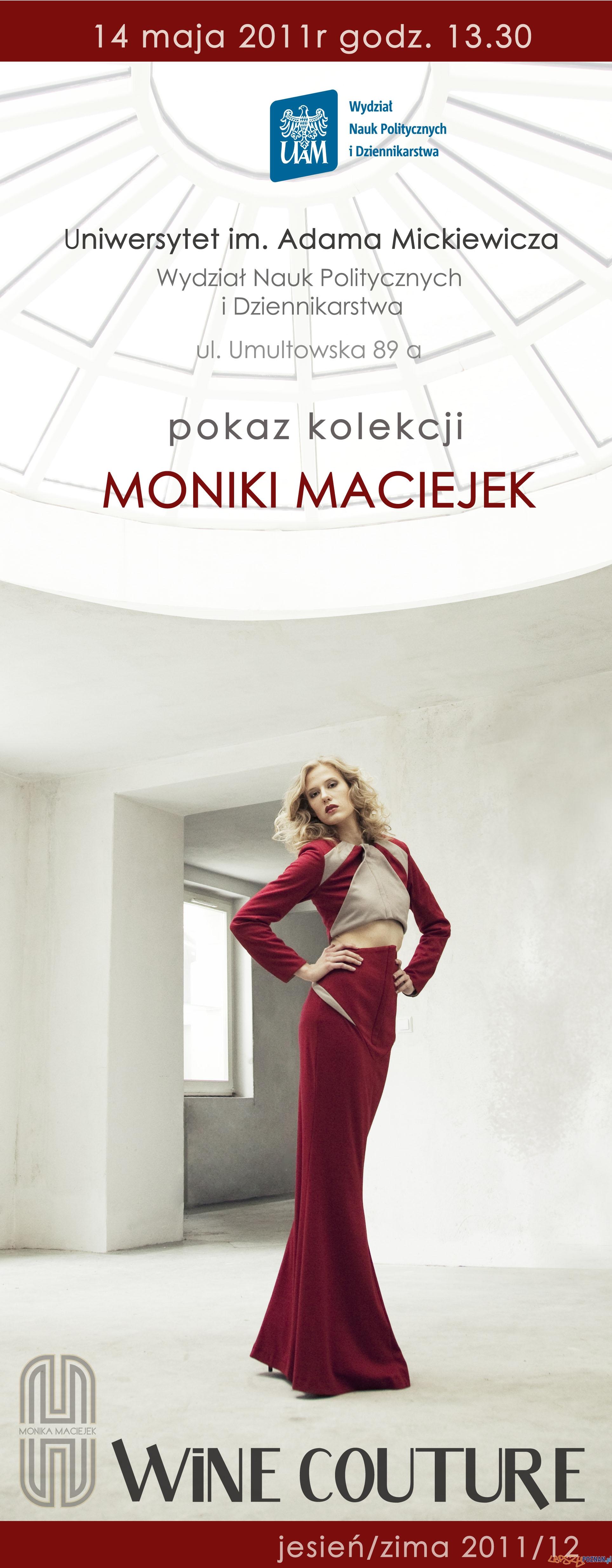 Monika Maciejek  Foto: Monika Maciejek